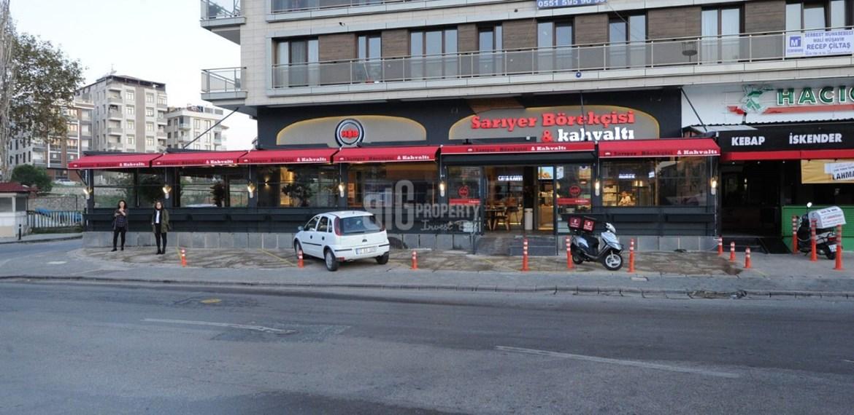 مطعم ساريار المشهور للبيع في اسطنبول