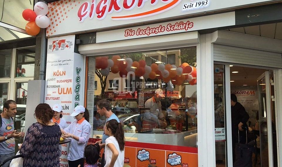 Shop for sale in an excellent area in istanbul