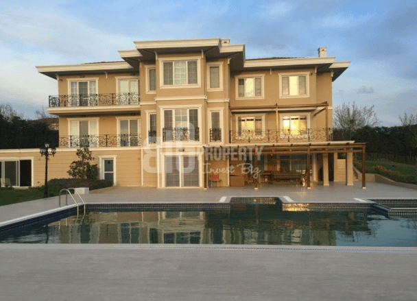 Buy luxury villas in istanbul with good price