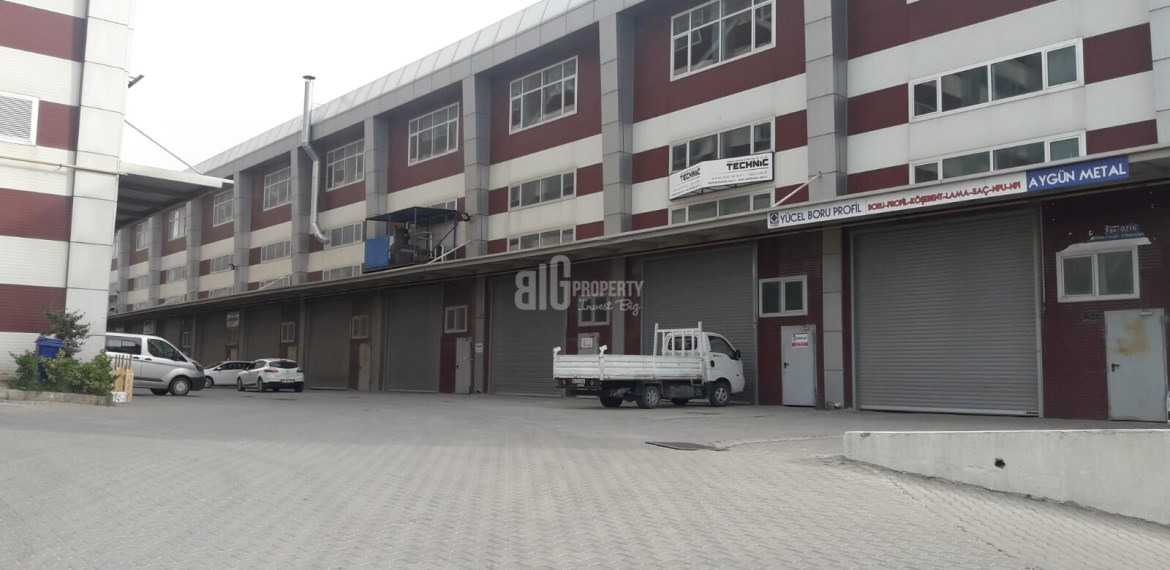 industry area for sale in Istanbul suitable for Turkish citizenship