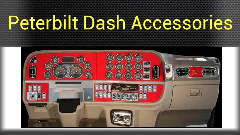 Peterbilt 379 interior - Peterbilt 379 interior accessories ...