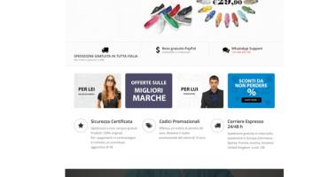 Realizzazione Sito Woocommerce Sincronizzato con Ebay & Amazon + Vendita al Banco