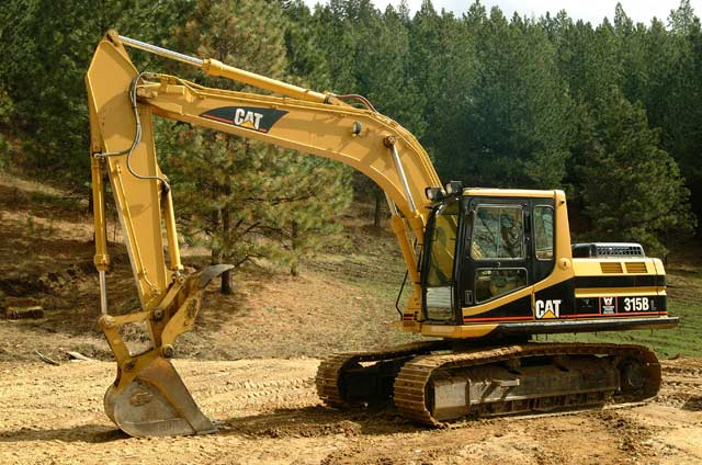 Grader Steer Cat Skid