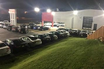 Big Shine Energy - Easterns Automotive Group LED Lighting Case Study