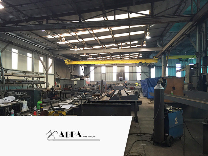 Big Shine Energy LED Lighting Project - ABBA Metal Works, Inc.