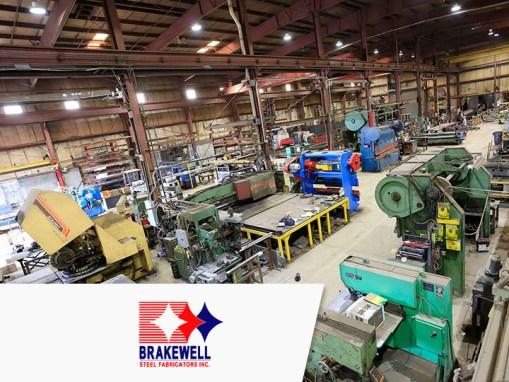 Brakewell Steel Fabricators Inc. – NY