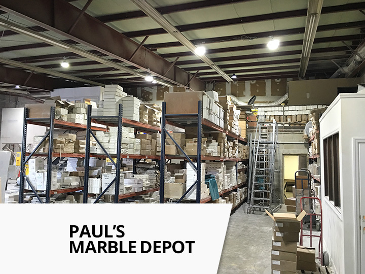 Big Shine Energy - Paul's Marble Depot