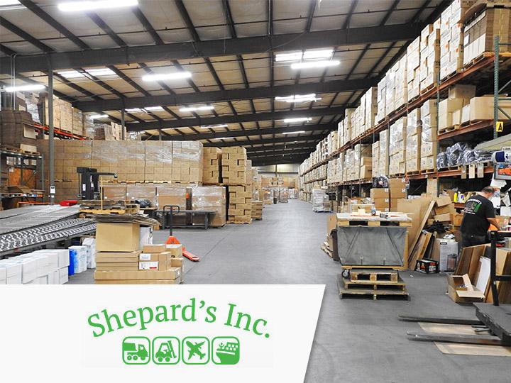 Big Shine Energy - Shepard's Inc
