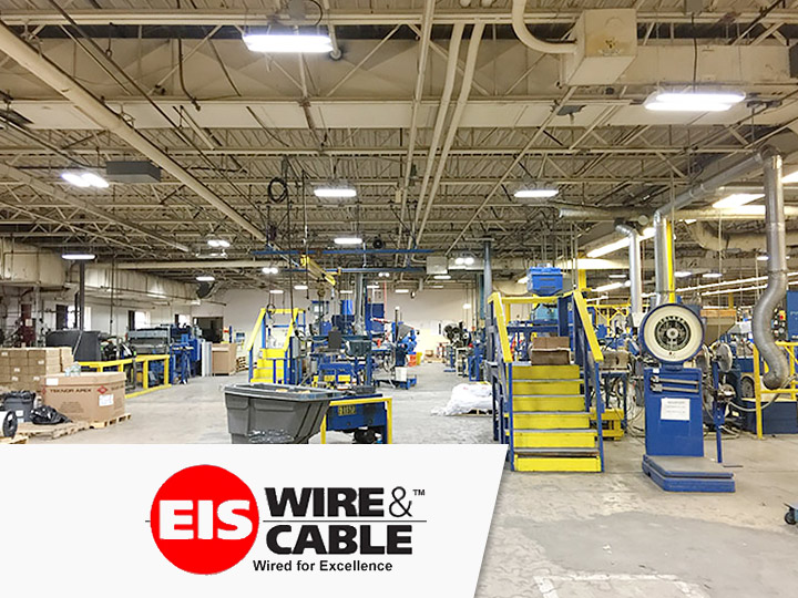 EIS Wire & Cable, Inc. - MA | Big Shine Energy