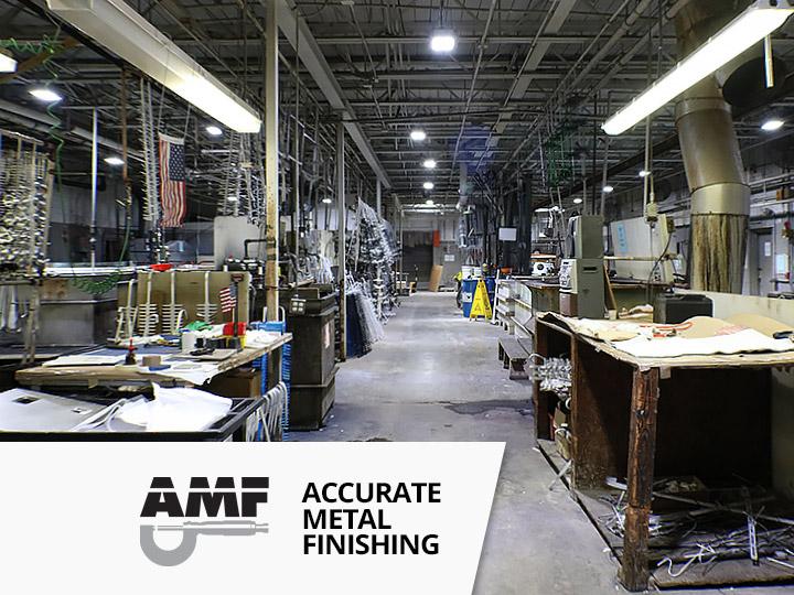 Accurate Metal Finishing – MA