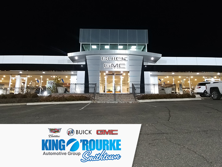 King O'Rourke Auto Group – NY