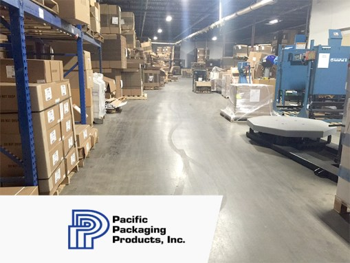 Pacific Packaging Products, Inc. – MA