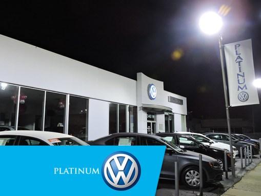 Platinum Volkswagen – NY
