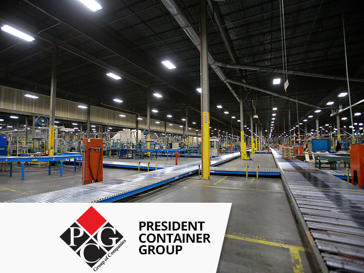 Big Shine Energy - President Container Group