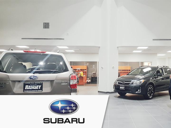 Ramsey Subaru – NJ