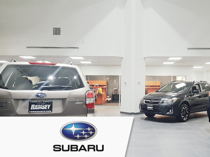 Ramsey Subaru – NJ
