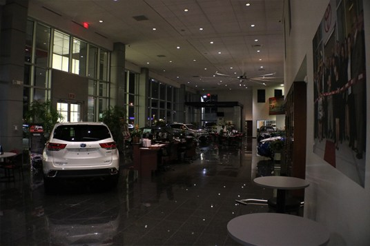 Big Shine Energy: A1 Toyota Automotive LED Retrofit Case Study