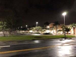 Boulevard Square with Big Shine LED lighting.