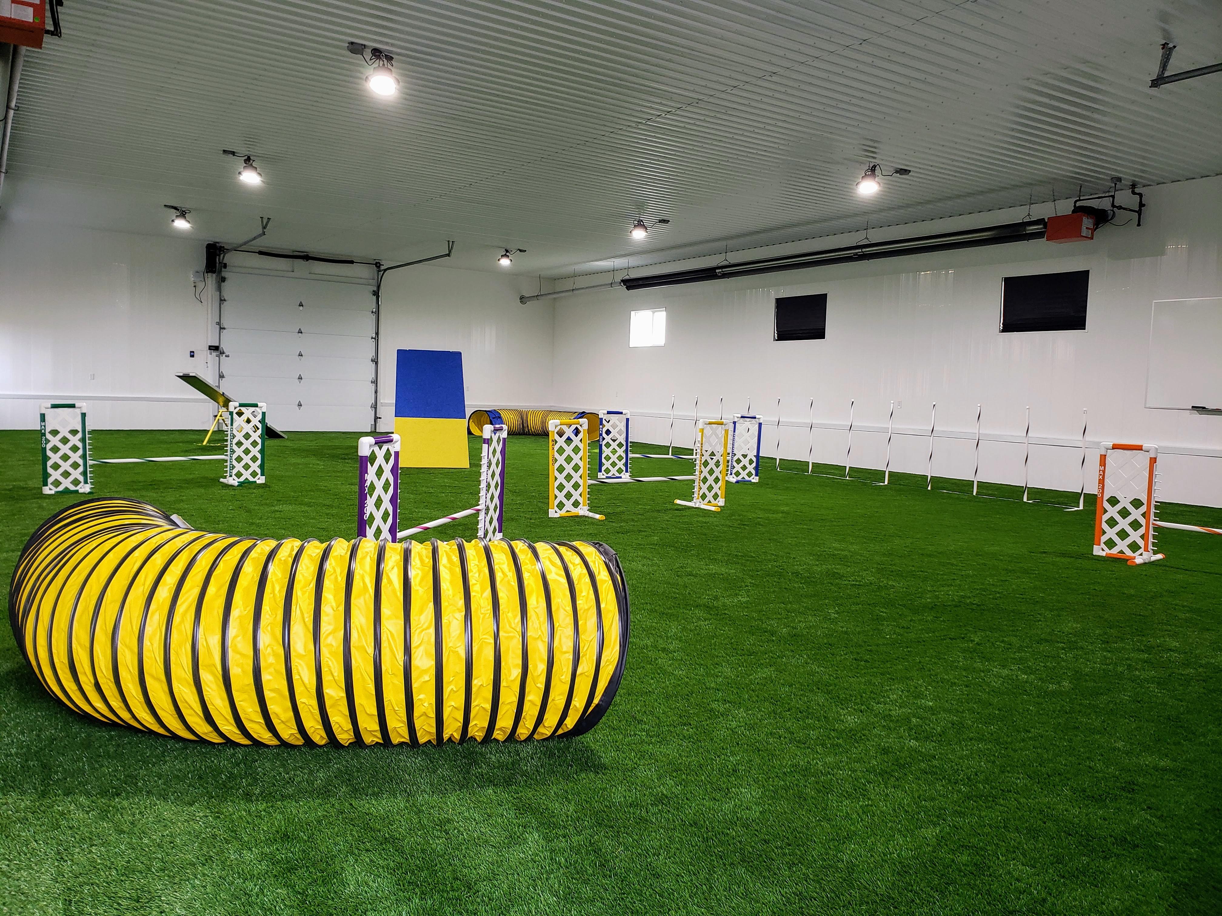 Training Centre Interior 07-16-2018