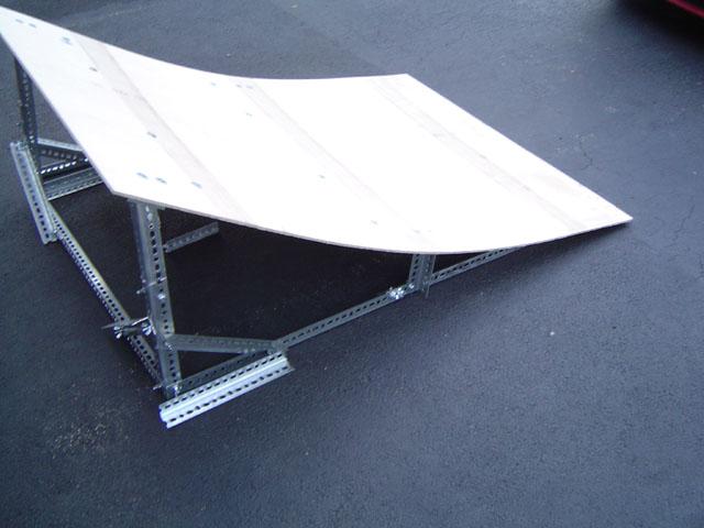 Project Portable Adjustable Ramp Big Squid RC RC Car