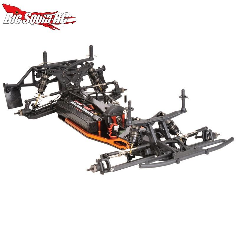 Team C TM2SC 2WD Mid Motor SCT Kit Big Squid RC RC Car