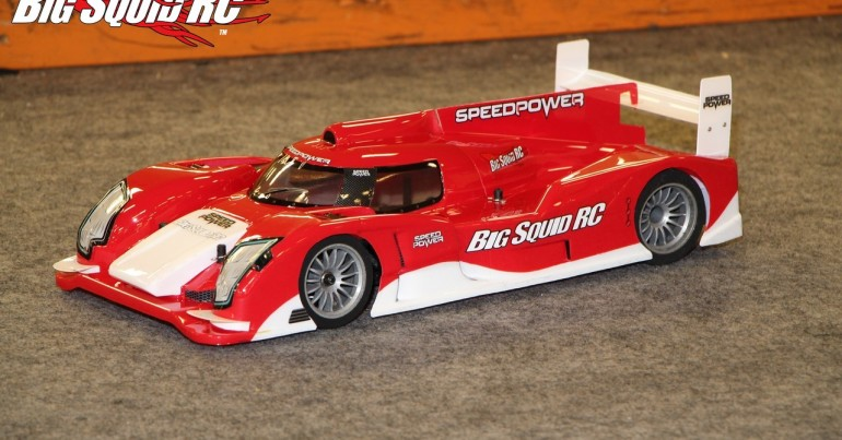 speed passion lm 1 le mans spec racer