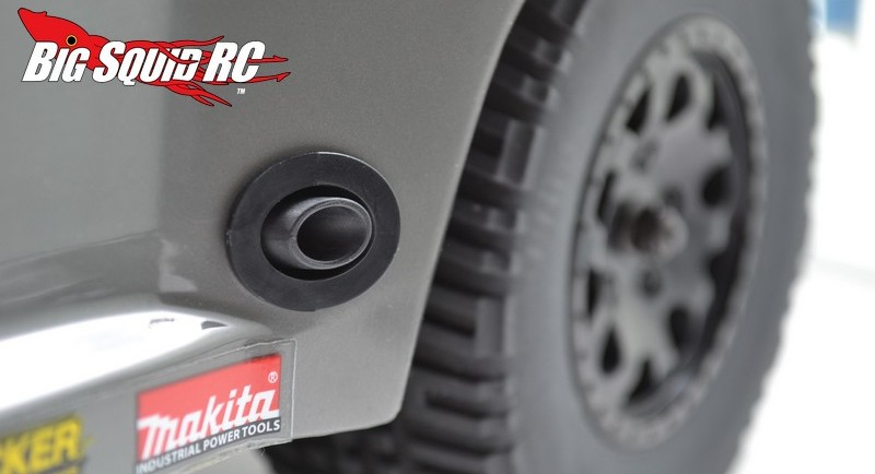 rpm rc side exit mock exhaust tips