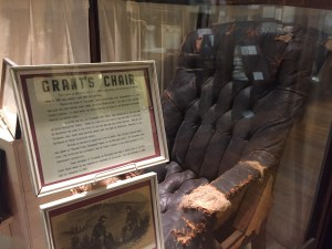 General Grant's Chair