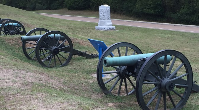 The Great River Road, Part 18:  Searcy, AR to Vicksburg, MS