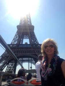 Jaye in Paris