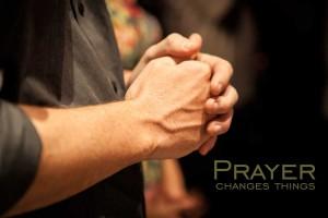 hands praying