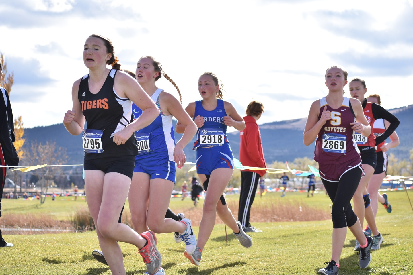 CROSS COUNTRY: 2017 State meet in Helena | Big Timber Pioneer