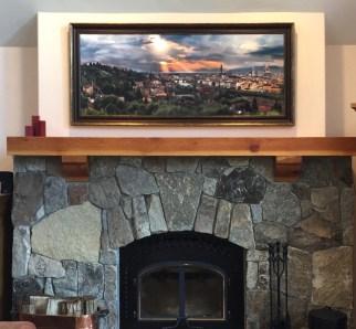 Florence-fireplace