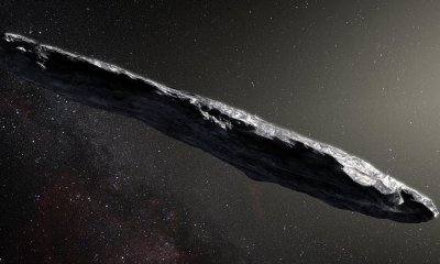 Strange interstellar object 'Oumuamua is tiny and very reflective