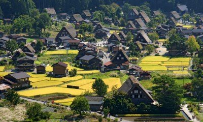 Japan Giving away free Homes in Rural Towns