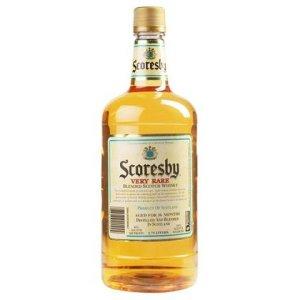 Scoresby Blended Scotch Whisky (1.75 LTR) liquor
