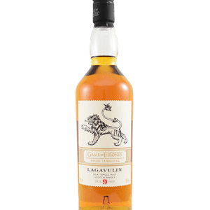 Game Of Thrones House Lannister – Lagavulin 9 Year Old 750ml liquor