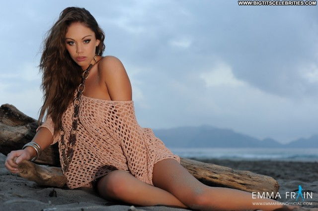 Emma Frain New York Sensual Celebrity Posing Hot Sultry Sexy