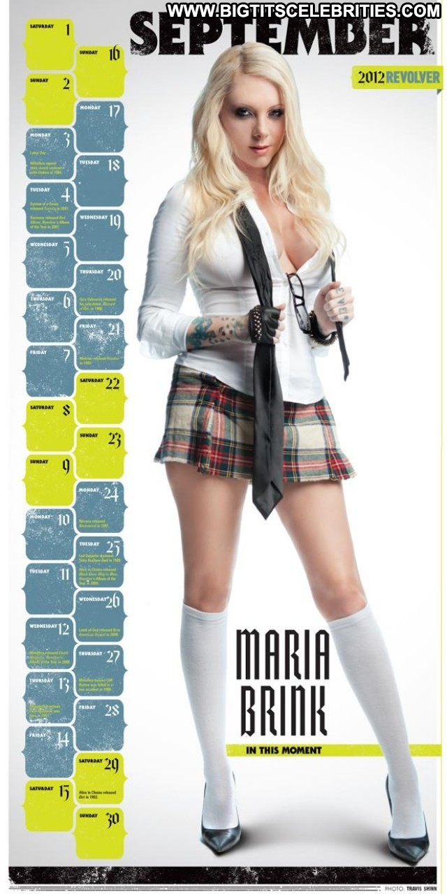Maria Brink Miscellaneous Blonde Celebrity Doll Big Tits Nice