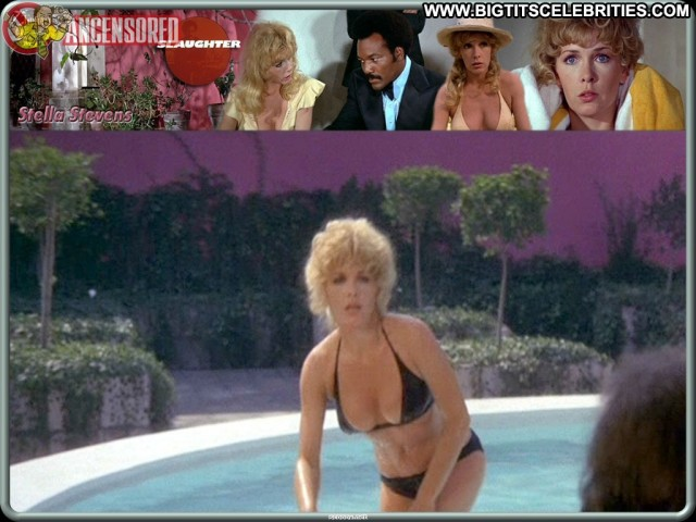 Stella Stevens Slaughter Sultry Celebrity Big Tits Sensual Sexy