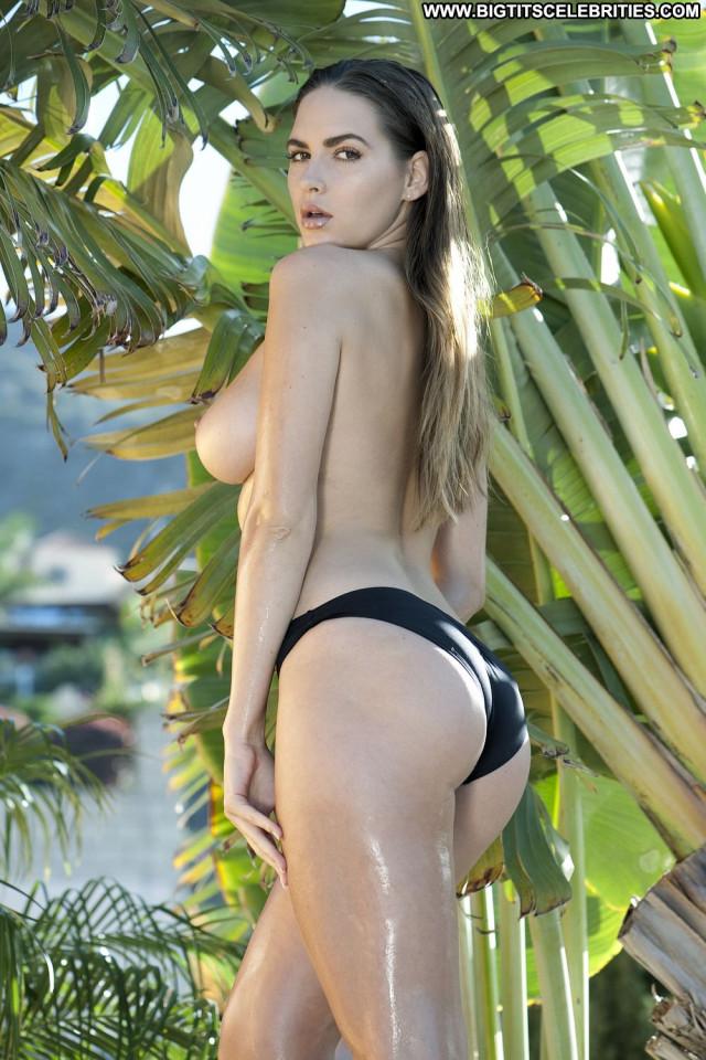 Sabine Jemeljanova Ass Swimsuit Celebrity Latvian Topless Sexy Posing