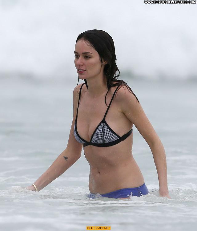 Nicole Trunfio Beautiful Celebrity Bikini Posing Hot Babe Hd Female