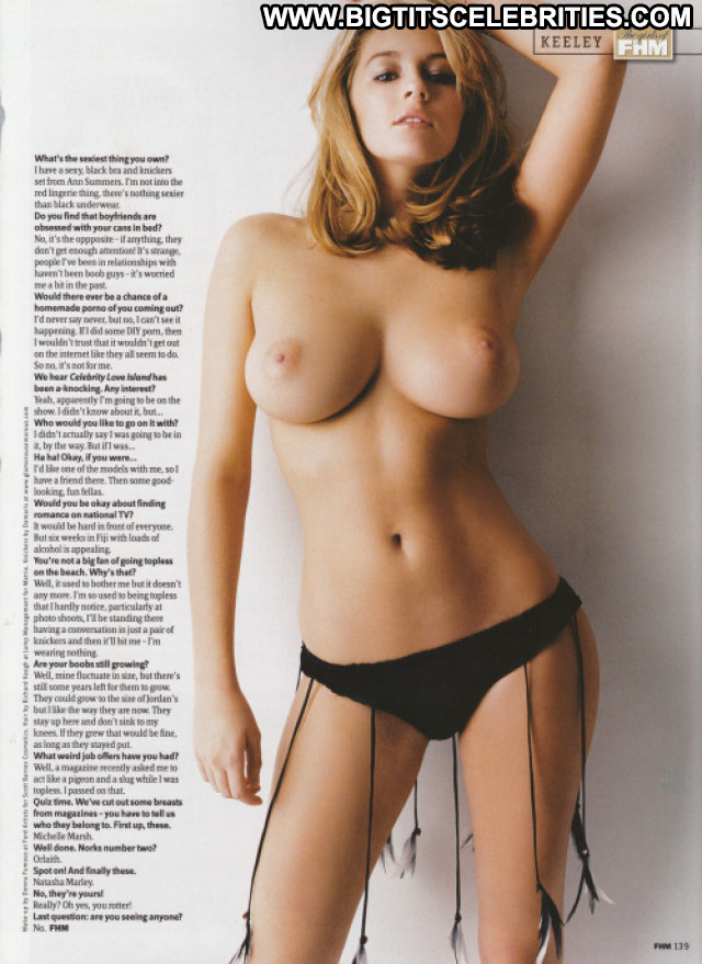 Keeley Hazell Facebook Amateur Perfect Nude Hollywood Famous Bar Mask