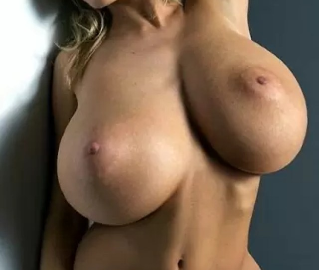 Blonde With Big Natural Tits