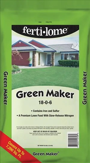 Green Maker Fertilizer by ferti-lome at the Big Tool Box