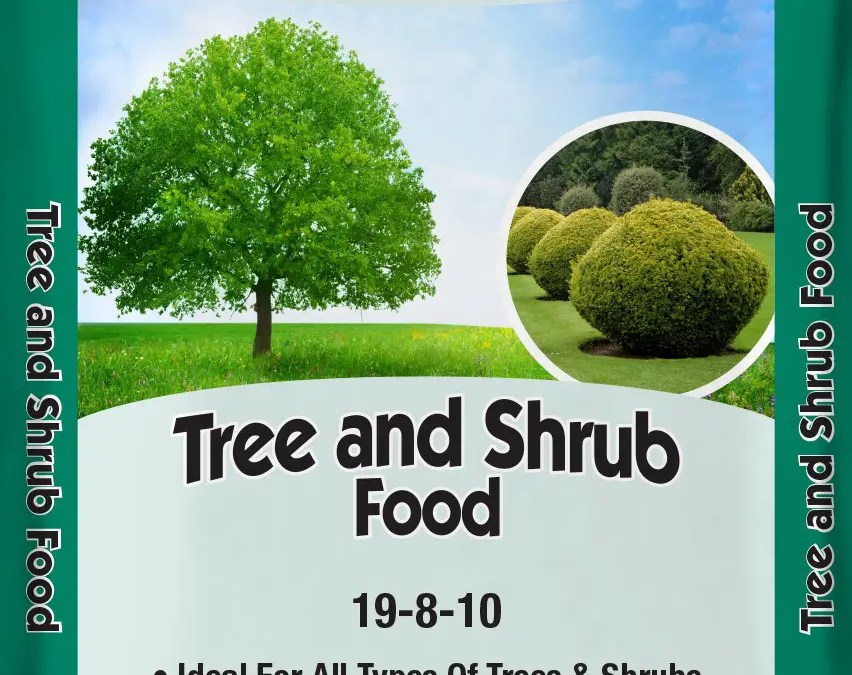 Tree & Shrub Food