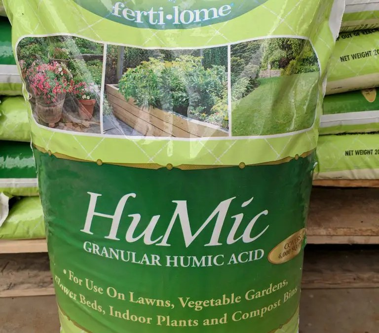 HuMic: Food for the Soil!