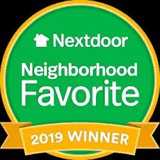 Nextdoor-Neighborhood favorite 2019