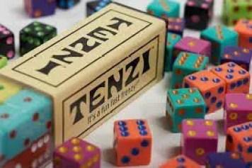 I Love Tenzi Dice