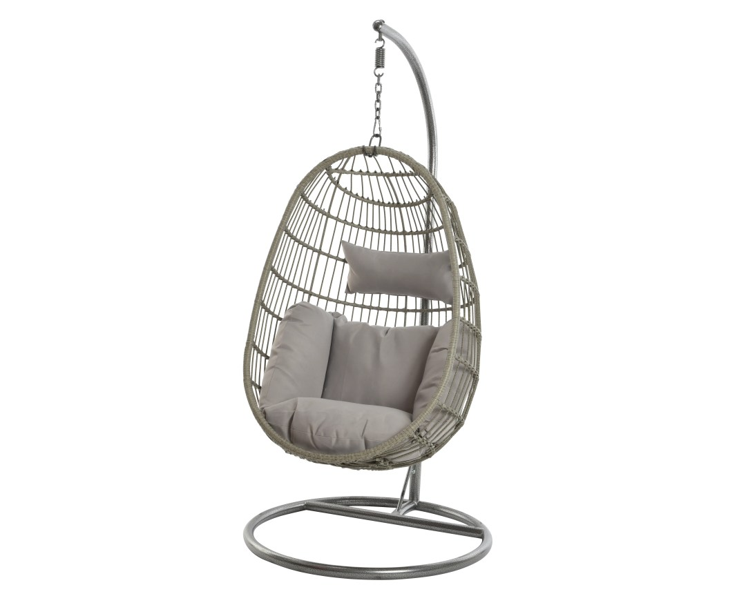 hanging patio chair